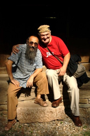 Harry Tavitian și Cserey Csaba